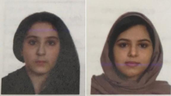 Tala Farea, 16, and Rotana Farea, 22, were sisters.