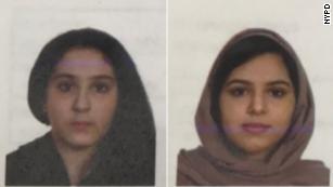 我们对沙特姐妹的了解在哈德逊河沿岸被发现死亡