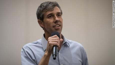 "Beto O & 39; Rourke on US Last Mass shooting: ""It's f *** ed up"""