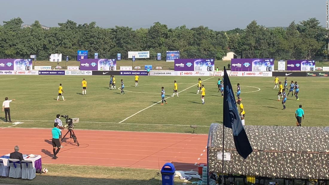 The club has been a constant source of hope for its vulnerable community, which in turn has acted as motivation for the team. Real Kashmir won its first I-League fixture against Minerva Punjab F.C.