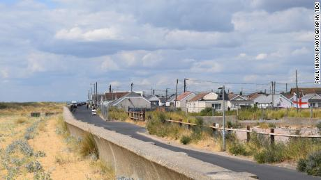The view of Jaywick Sands in 2018, following considerable investment.