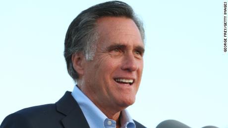 Mitt Romney says he's not runn...