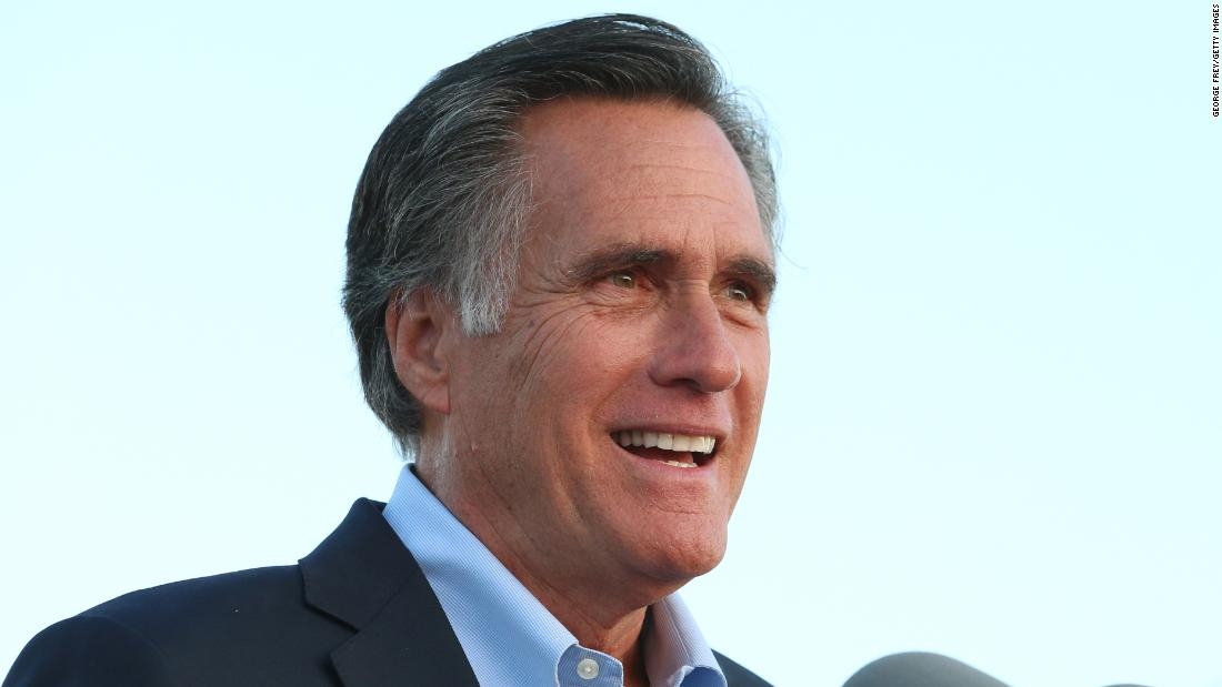 What is Mitt Romney's end game?