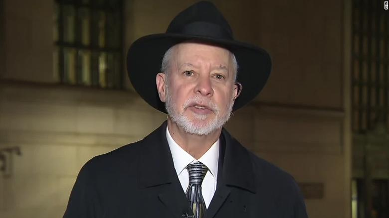 Rabbi: Surprised by personal side to Trump