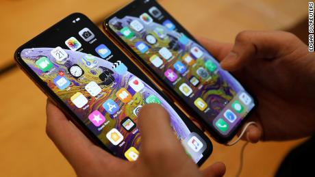 Do not panic for the moment on iPhone sales