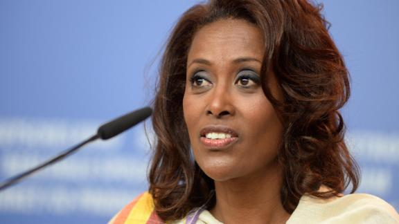 (GERMANY OUT) Caption translated from Google: Actress and lawyer Meaza Ashenafi during the press conference for the film -DIFRET- at the 64th Berlin International Film Festival (Photo by snapshot-photography / ullstein image via Getty Images)