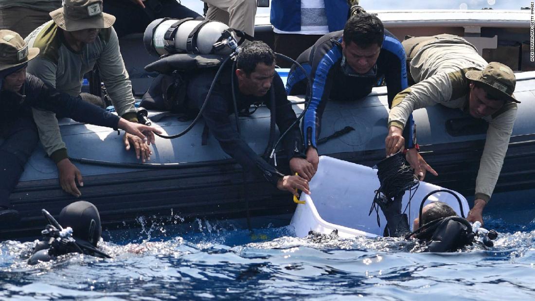 Resultado de imagen para JT-610 Lion Air air crash