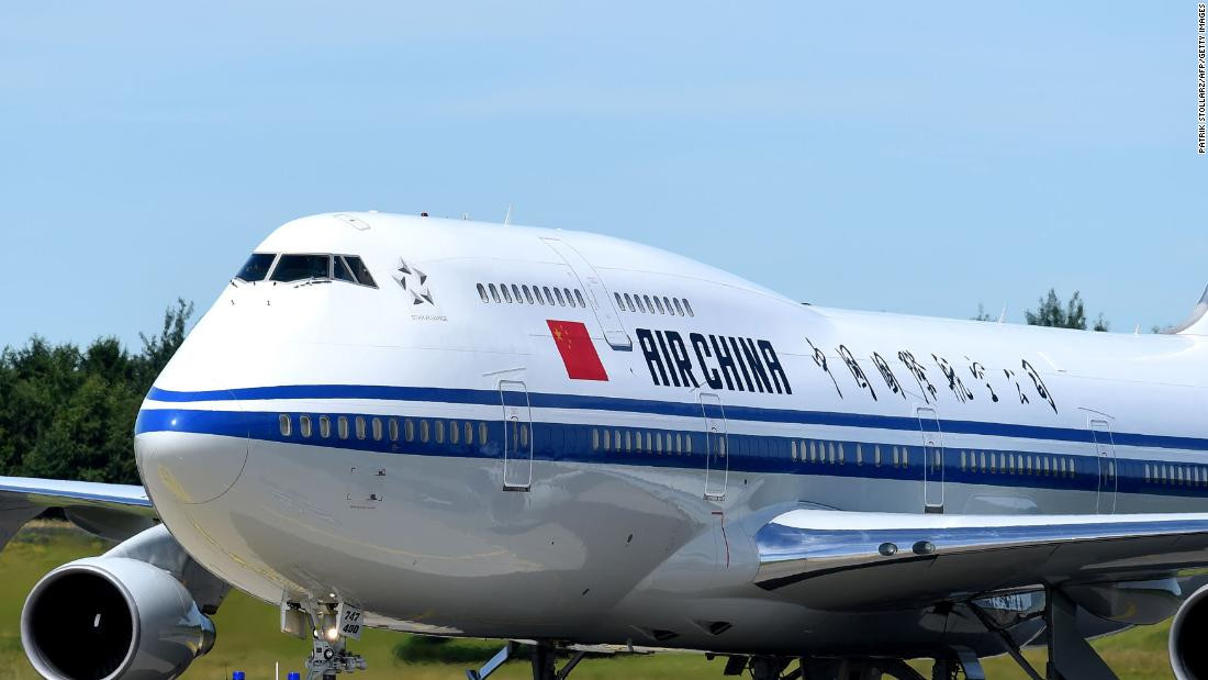 Chinese air passengers to rule skies by 2040