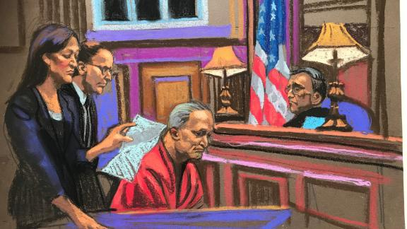 Pittsburgh synagogue shooting suspect Robert Bowers pleaded not guilty in federal court on November 1, 2018