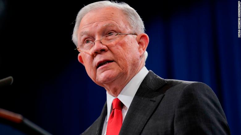 Read Jeff Sessions Resignation Letter Cnnpolitics