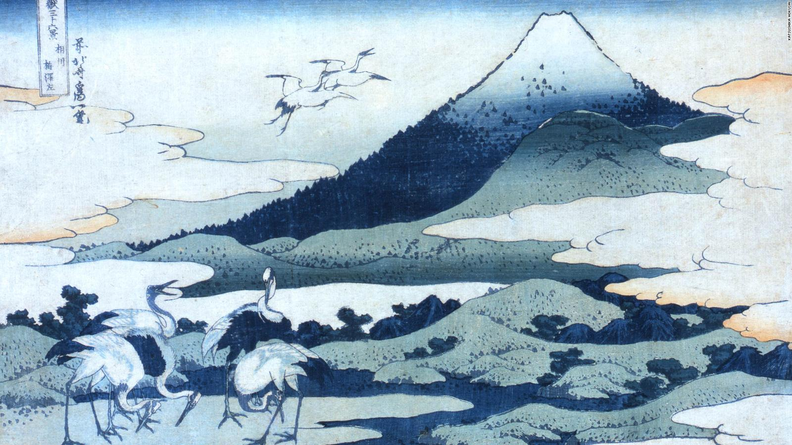 Why The Great Wave Off Kanagawa Has Mystified Art Lovers For