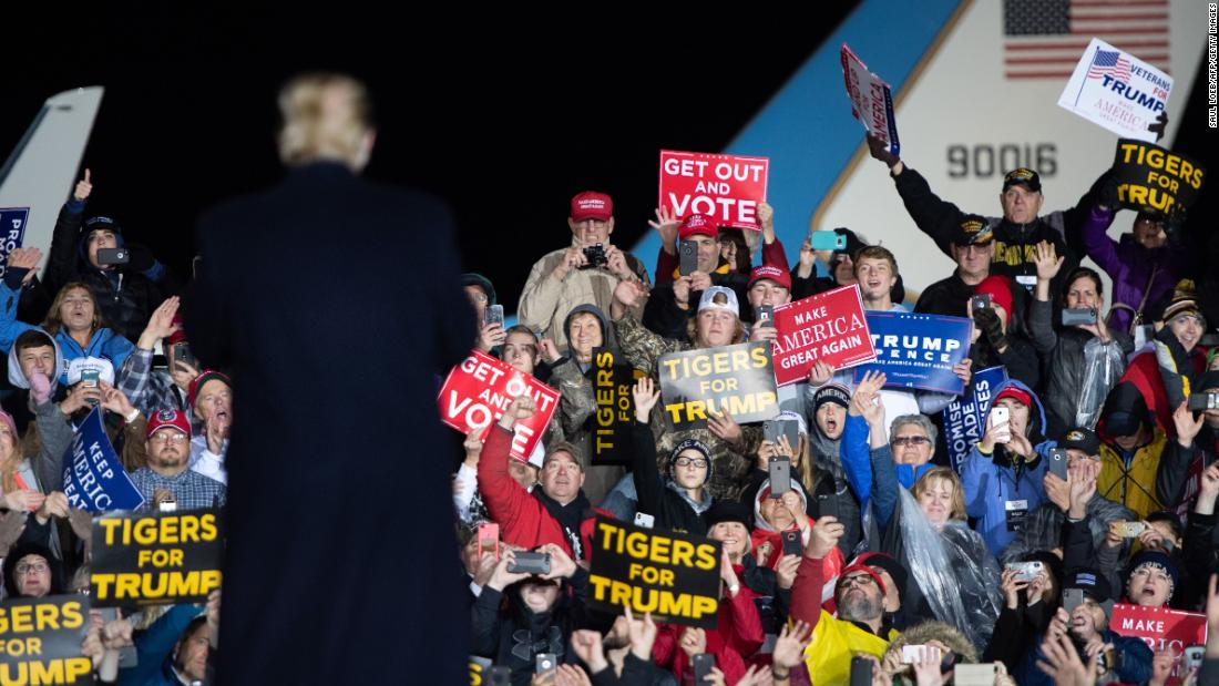 The Trump factor: How the President rallied his base and alienated the suburbs