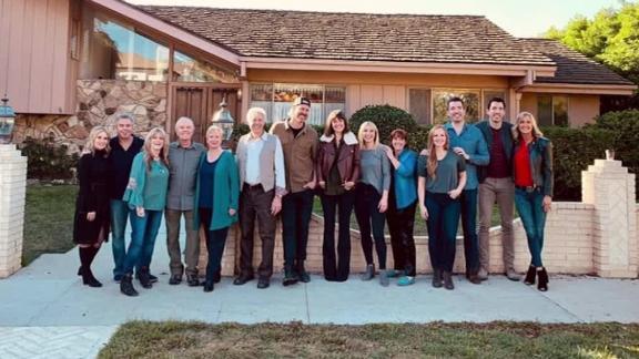'The Brady Bunch' cast in HGTV's 'A Very Brady Renovation'
