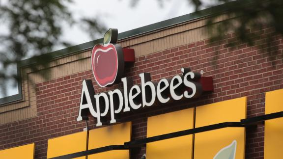 CHICAGO, IL - AUGUST 10:  An Applebee