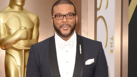 HOLLYWOOD, CA - MARCH 02:  Actor/Director Tyler Perry attends the Oscars held at Hollywood & Highland Center on March 2, 2014 in Hollywood, California.  (Photo by Jason Merritt/Getty Images)