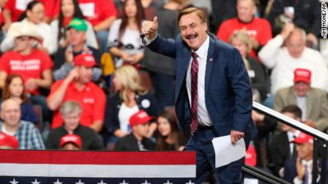 How Mike Lindell, the MyPillow guy, became a midterm messenger
