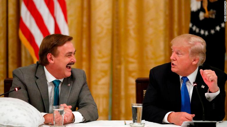 How Mike Lindell The Mypillow Guy Became A Midterm Messenger