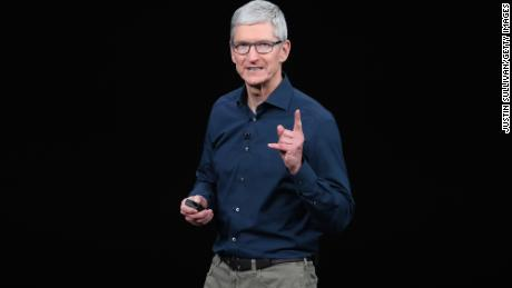 Tim Cook: Hate speech has no place on our platforms