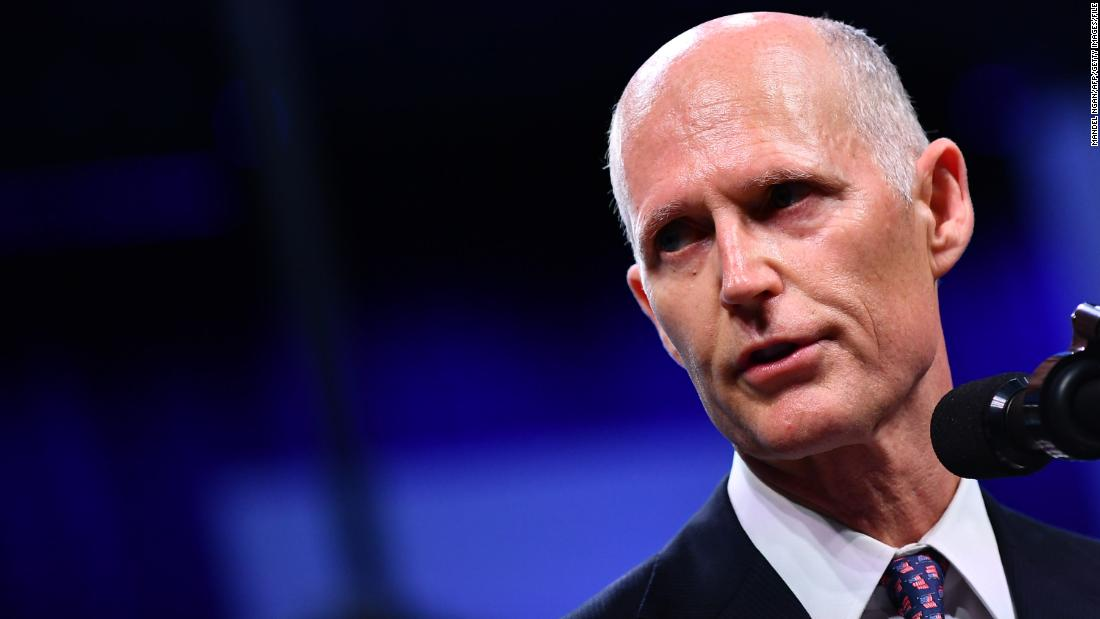 Rick Scott's campaign announces three more election lawsuits