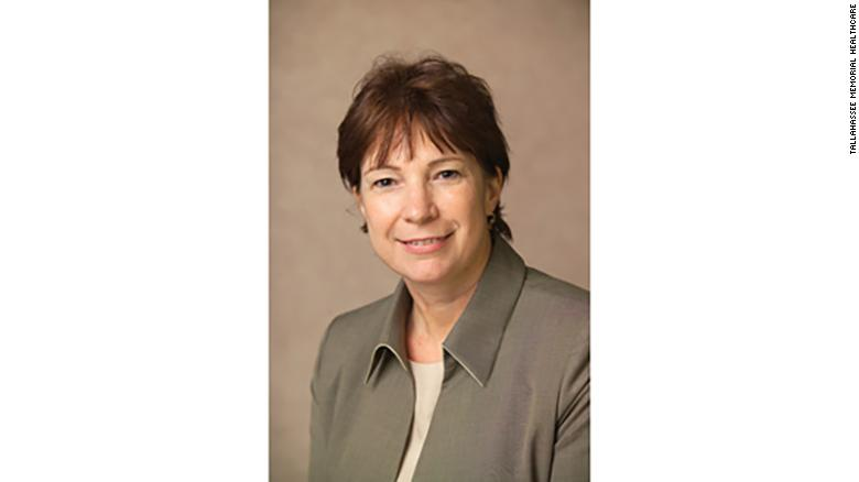 Dr. Nancy Van Vessem was chief medical director for Florida's Capital Health Plan.