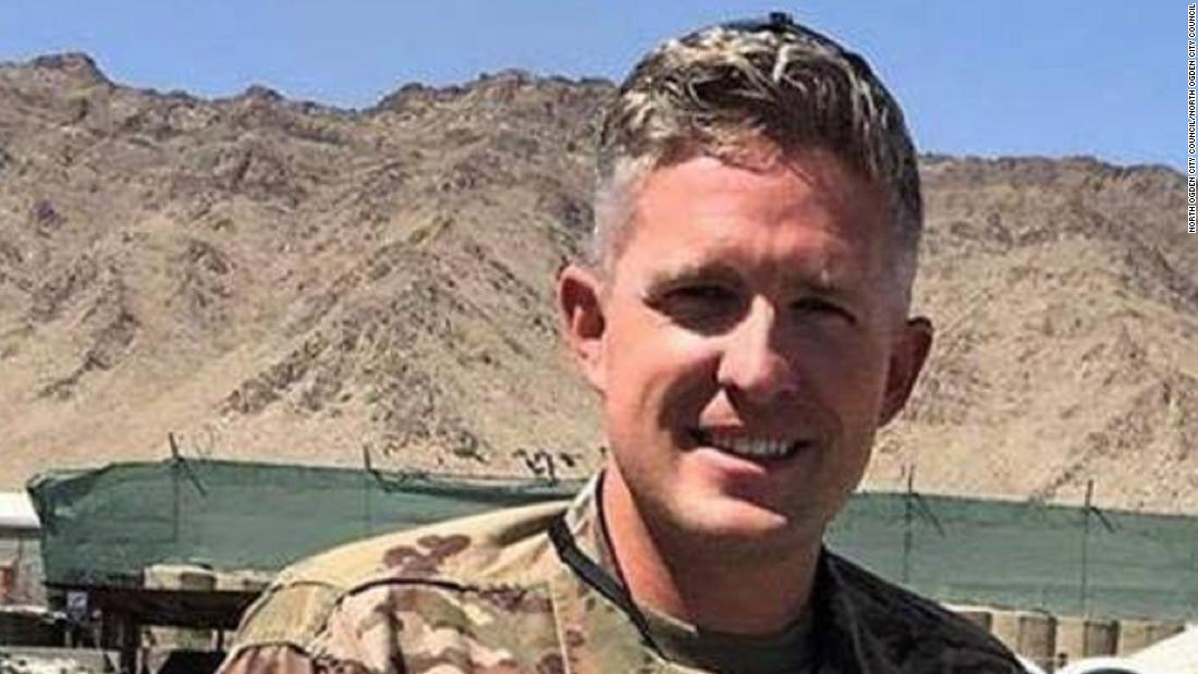 This Utah mayor's final message before he was killed in Afghanistan: Go vote