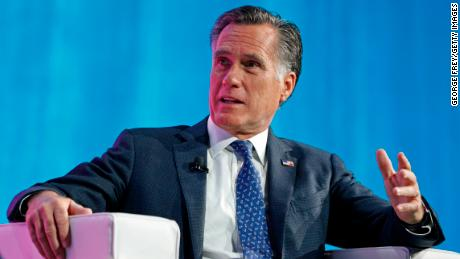 Trump insults Mitt Romney after Republican senator's tough criticism of President