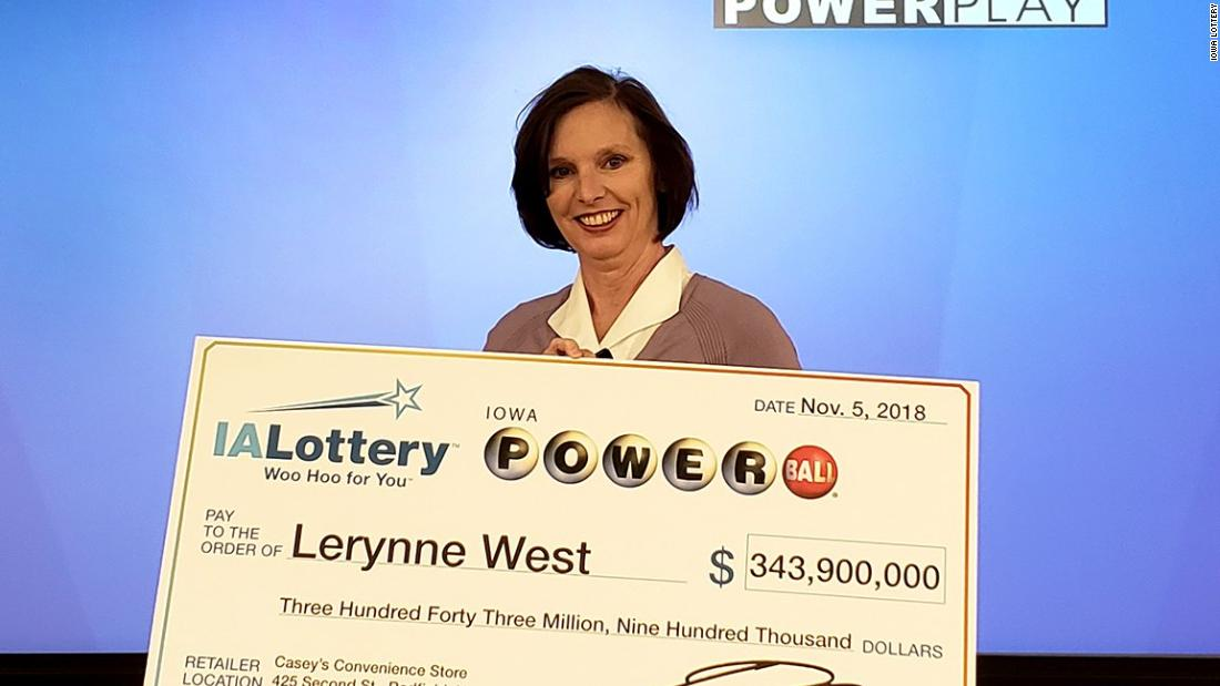 Image result for She played the lottery after moving into her first house. Now she has $198 million to splurge