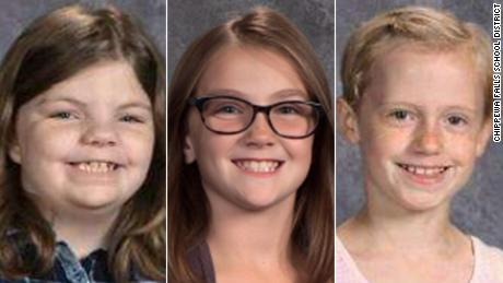 Chippewa Falls Girl Scouts: Suspect fought for the wheel