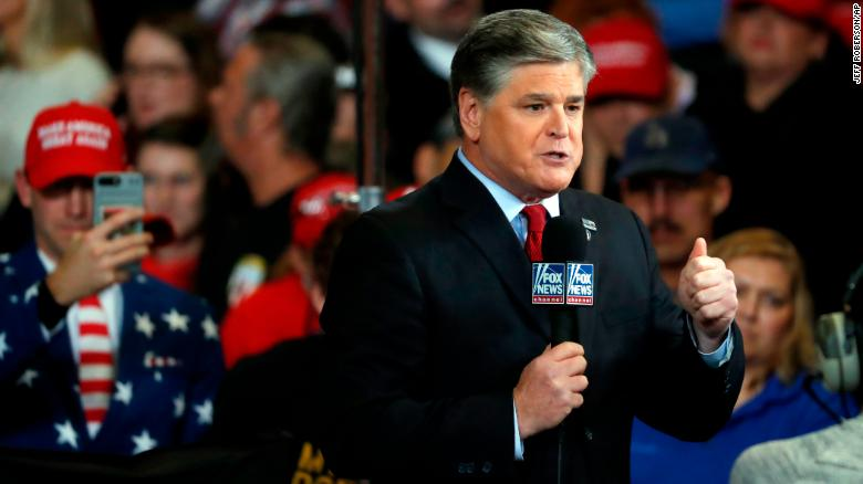 Watch Fox News anchors speak at Trump rally