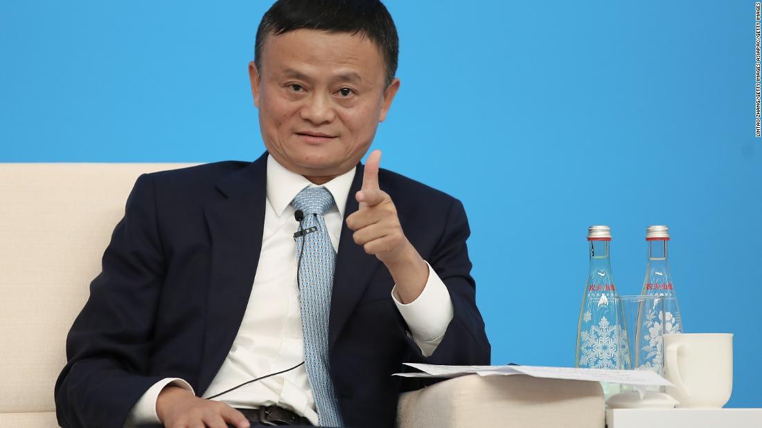 Jack Ma The Trade War Is Stupid Cnn