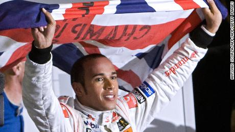Lewis Hamilton reflects on first world title