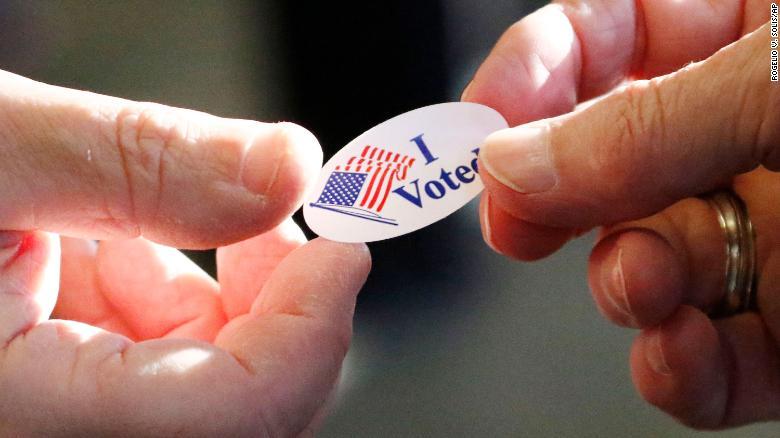 exit polls this election is about donald trump cnnpolitics