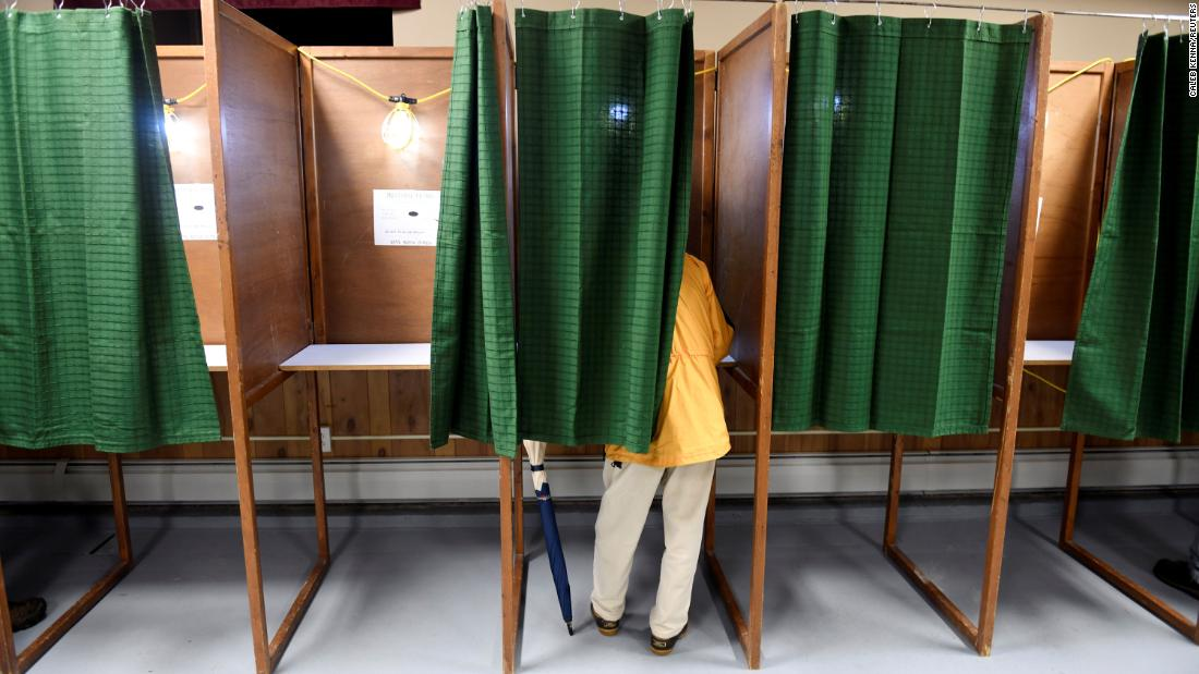 How Mississippi's Jim Crow-era election system could decide Tuesday's election