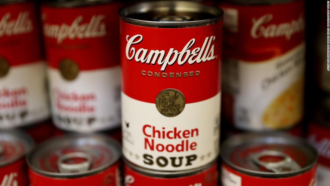Why investors aren't gobbling up food stocks - CNN Video