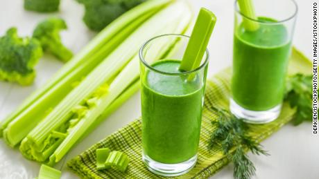 "Celery juice does lend itself to ""gorgeous"" social media images."