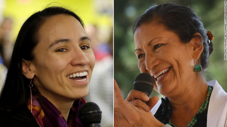 Image result for sharice davids