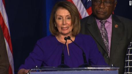 Pelosi: Tomorrow will be a new day in America
