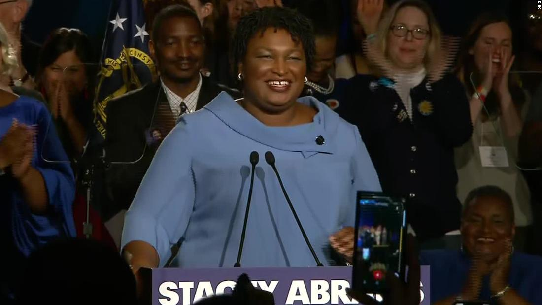 Image result for Stacey Abrams refuses to concede Georgia governor's race