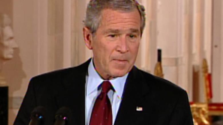 George W. Bush on George Floyd protests: 'It is time for America to examine our tragic failures'