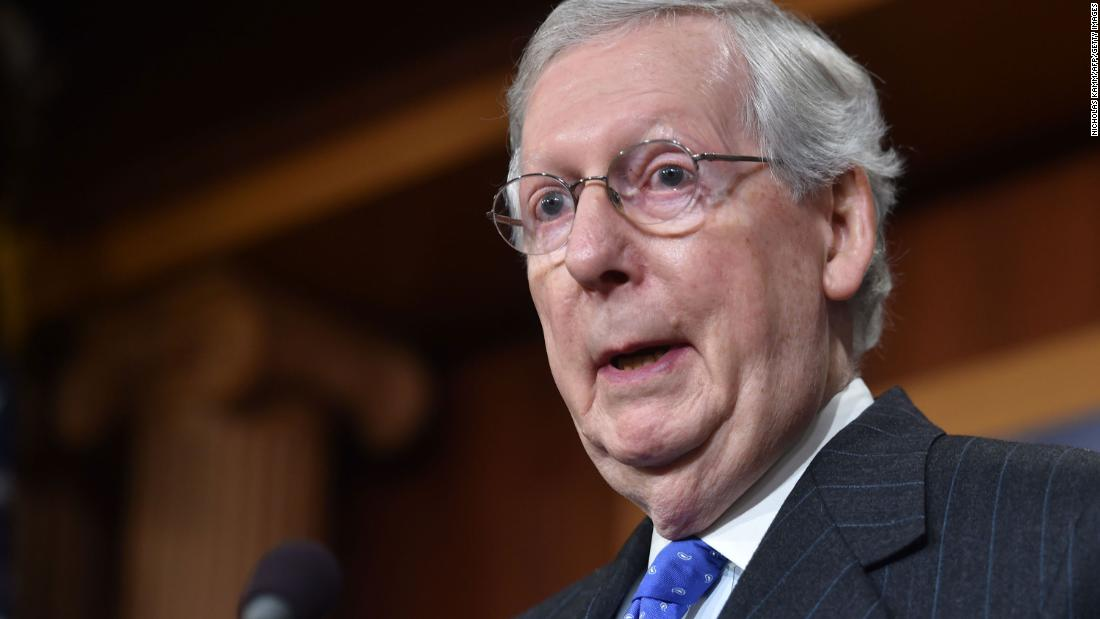 Current Status: Mitch McConnell is on the verge of facing the 18 longest days of his political life