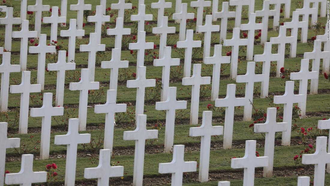 A poisoned memorial to World War I: The forests of Verdun