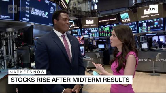 Markets Now streams live from the New York Stock Exchange every Wednesday at 12:45 p.m. ET.