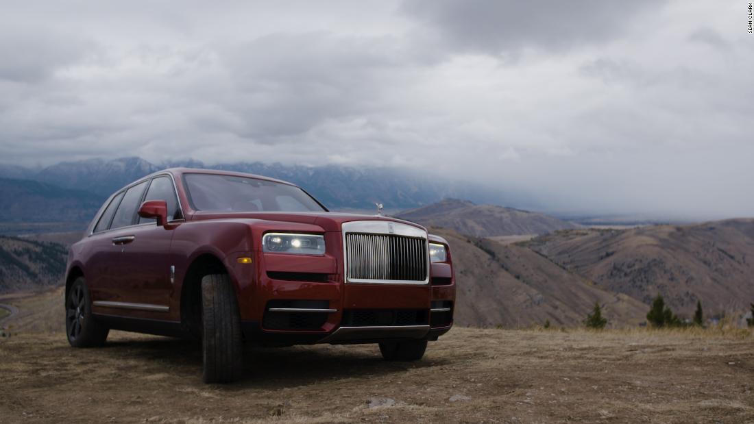 Off-roading στον κόσμο πιο ακριβά SUV