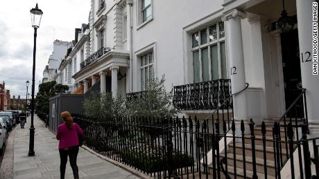 An address belonging to Zamira Hajiyeva, who is the subject of the first two unexplained wealth orders obtained by the UK National Crime Agency.