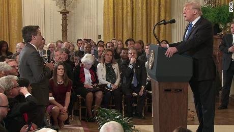 Jim Acosta: We're going to keep doing our jobs