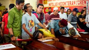 Lion Air victim's family files suit against Boeing