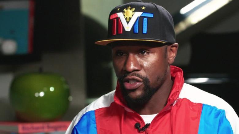 ผลการค้นหารูปภาพสำหรับ Floyd Mayweather says he is 'coming out of retirement in 2020' after UFC talks
