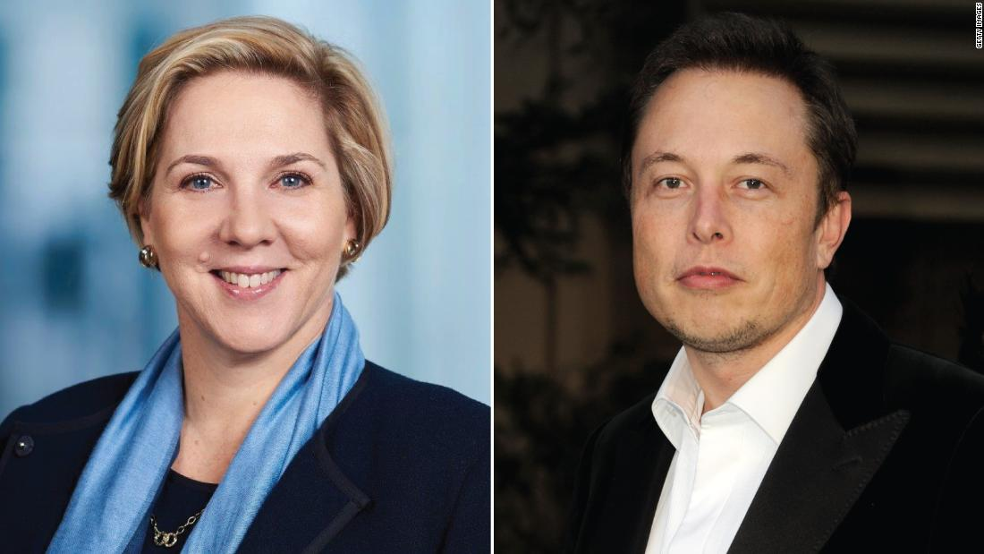 Elon Musk S New Boss At Tesla Is Robyn Denholm Cnn