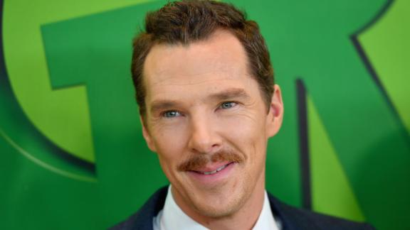 "Benedict Cumberbatch attends the premiere of ""Dr. Seuss' The Grinch"""