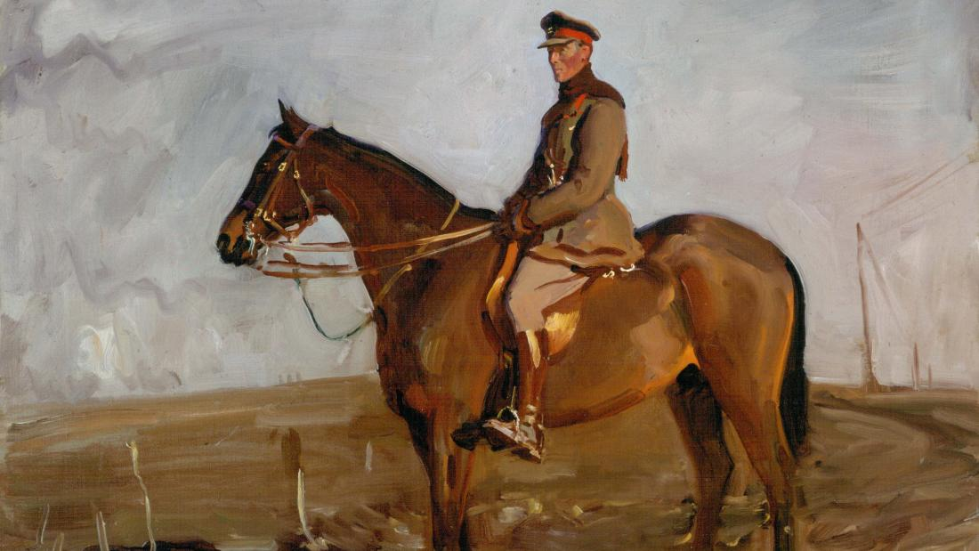 First World War: Warrior -- 'The horse the Germans couldn't kill'